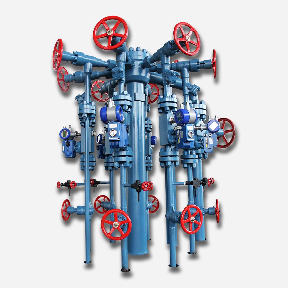 多井配水装置