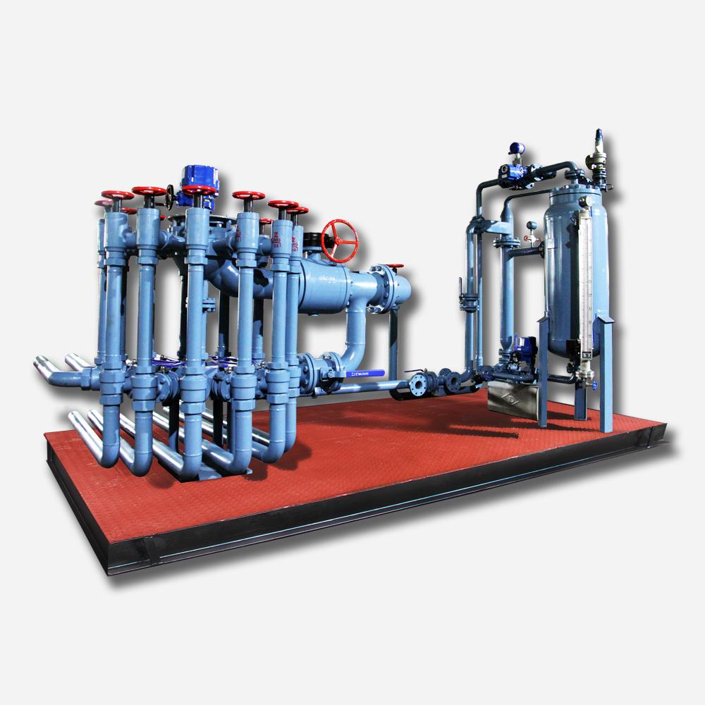 多井式油气计量装置
